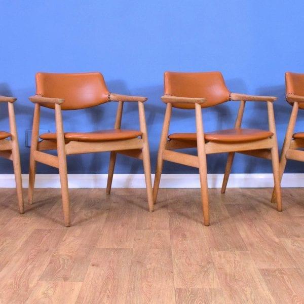erik kirkegaard dining chair